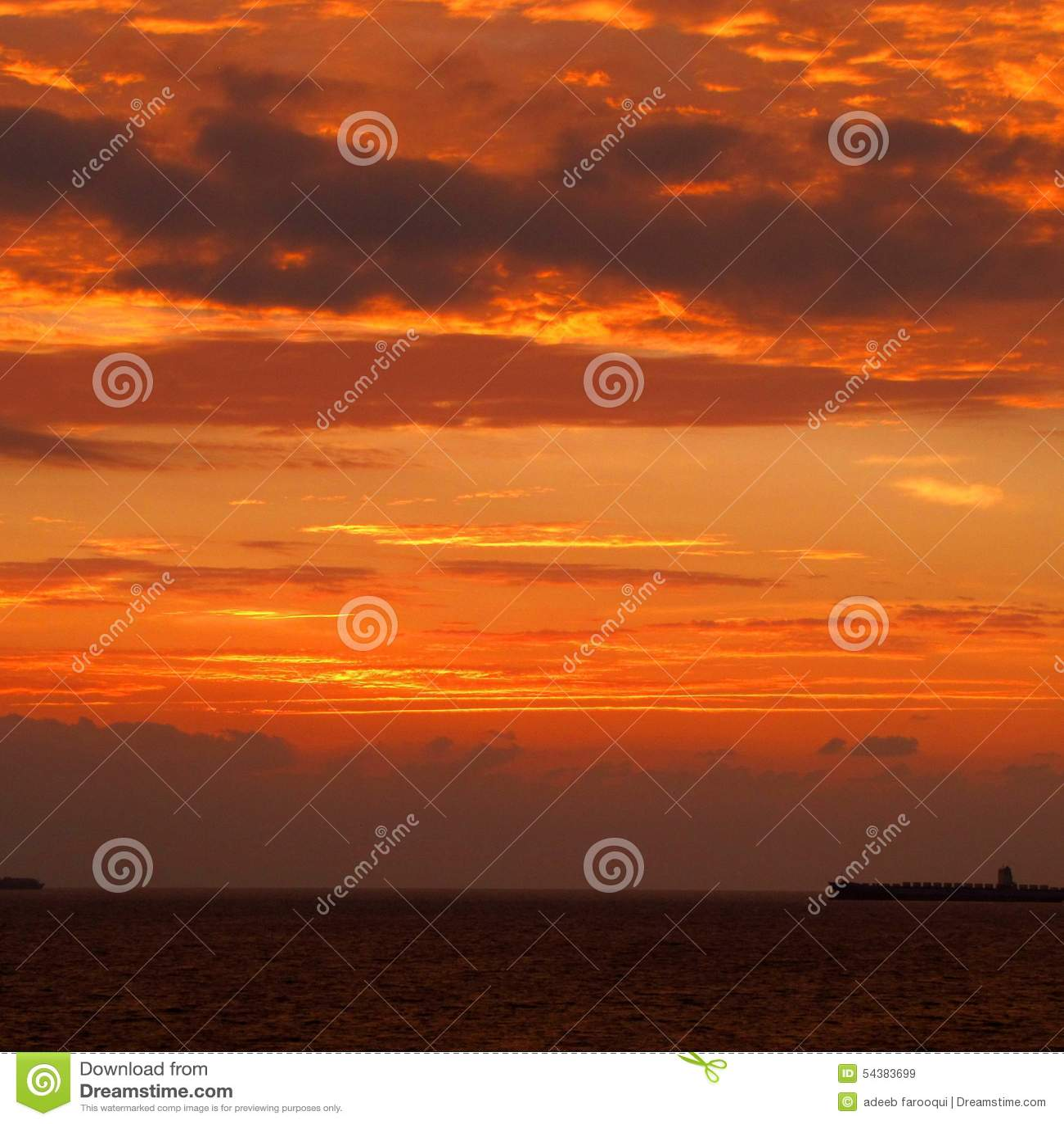 Άποψη σύννεφων στο καλύτερο