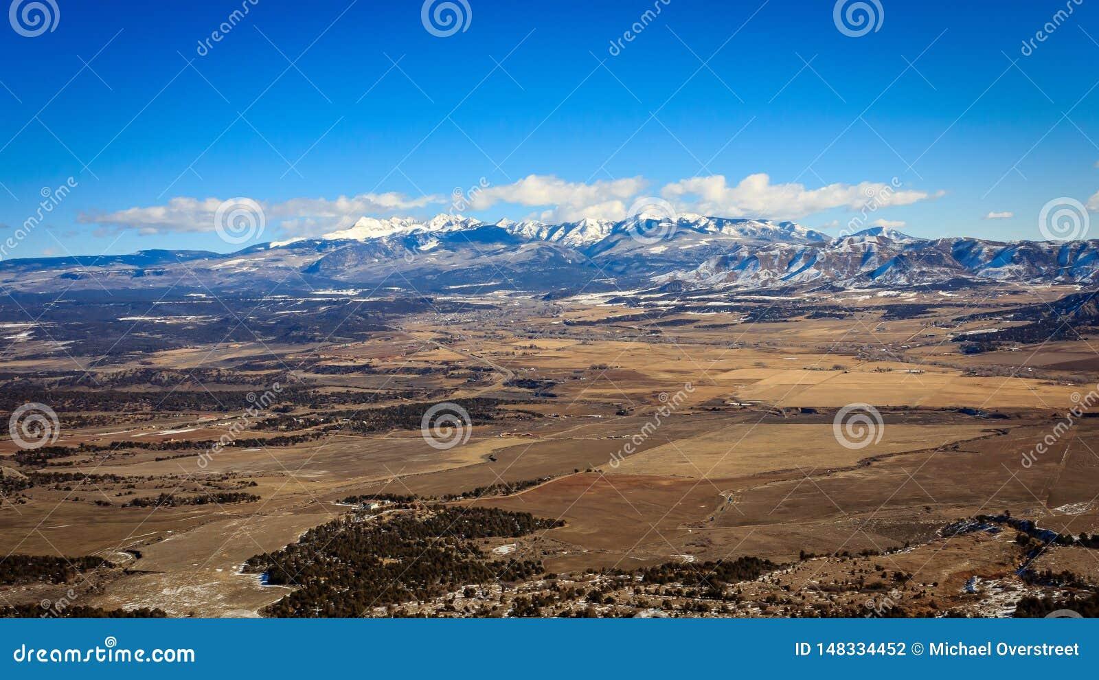 Άποψη του νοτιοδυτικού Κολοράντο