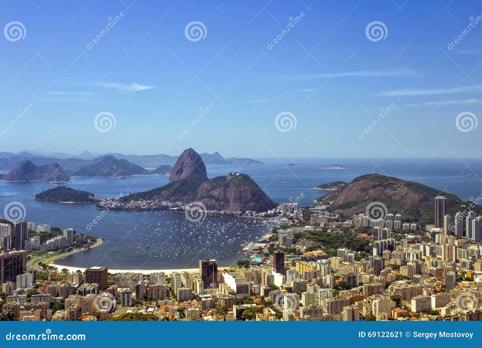 Άποψη του Ρίο ντε Τζανέιρο