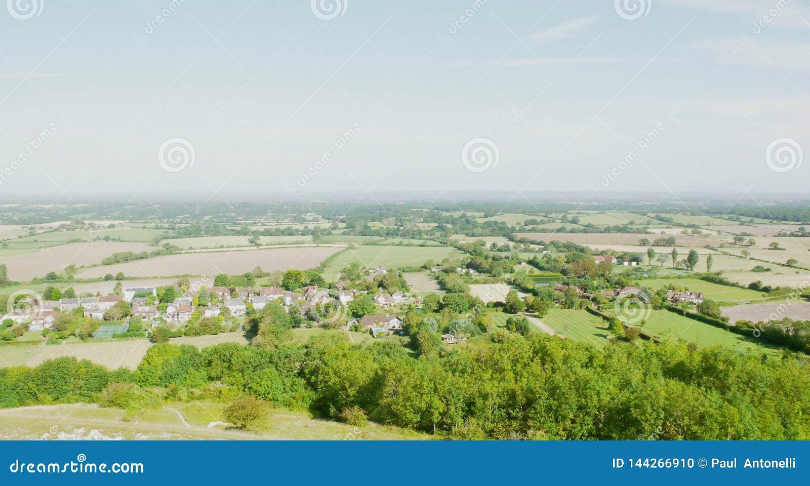Άποψη του Weald
