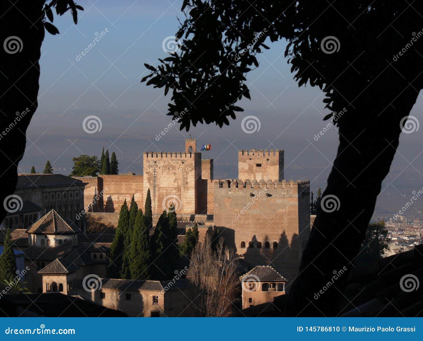 Άποψη Alhambra σύνθετο