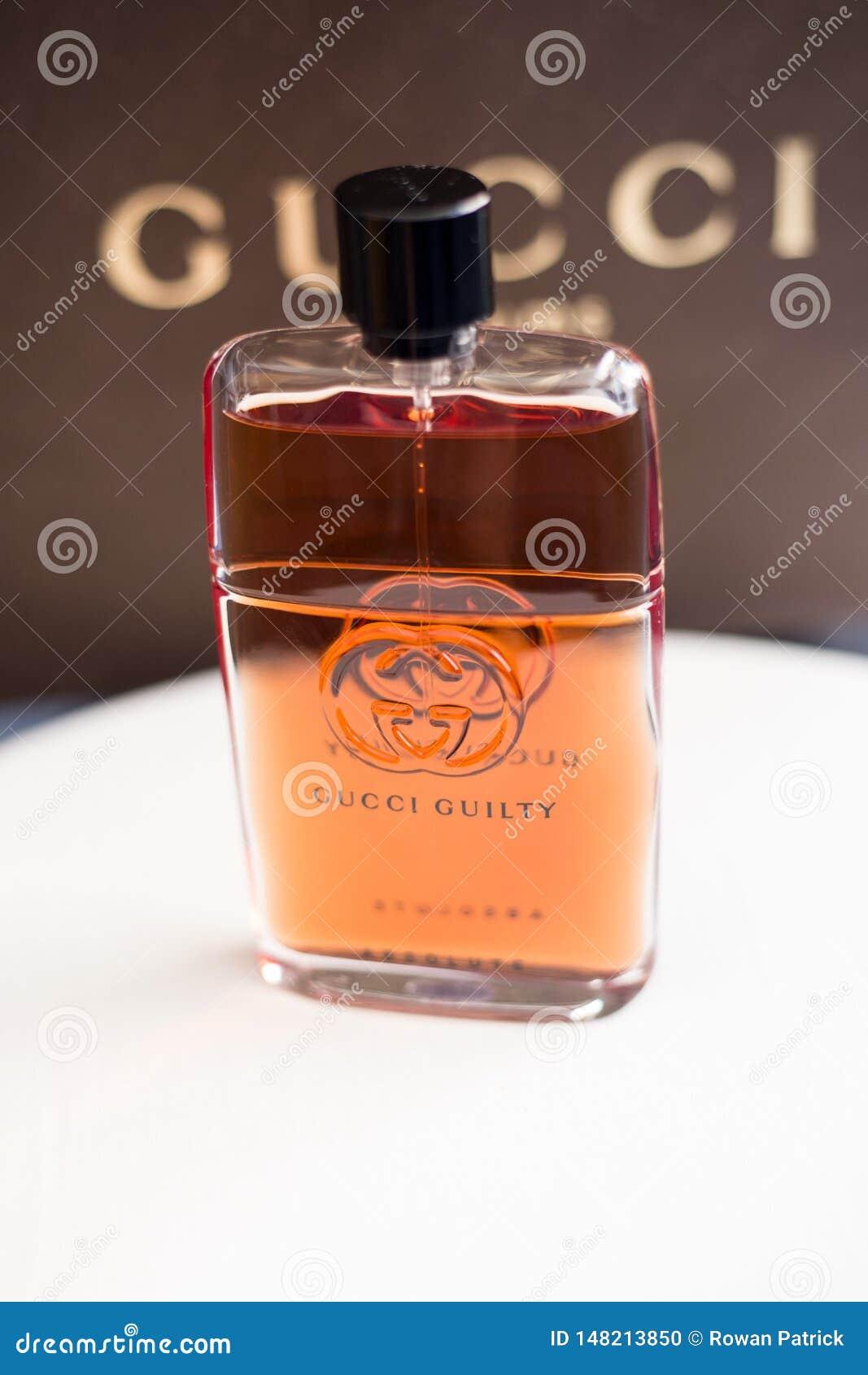 Άρωμα των ένοχων ατόμων της Gucci