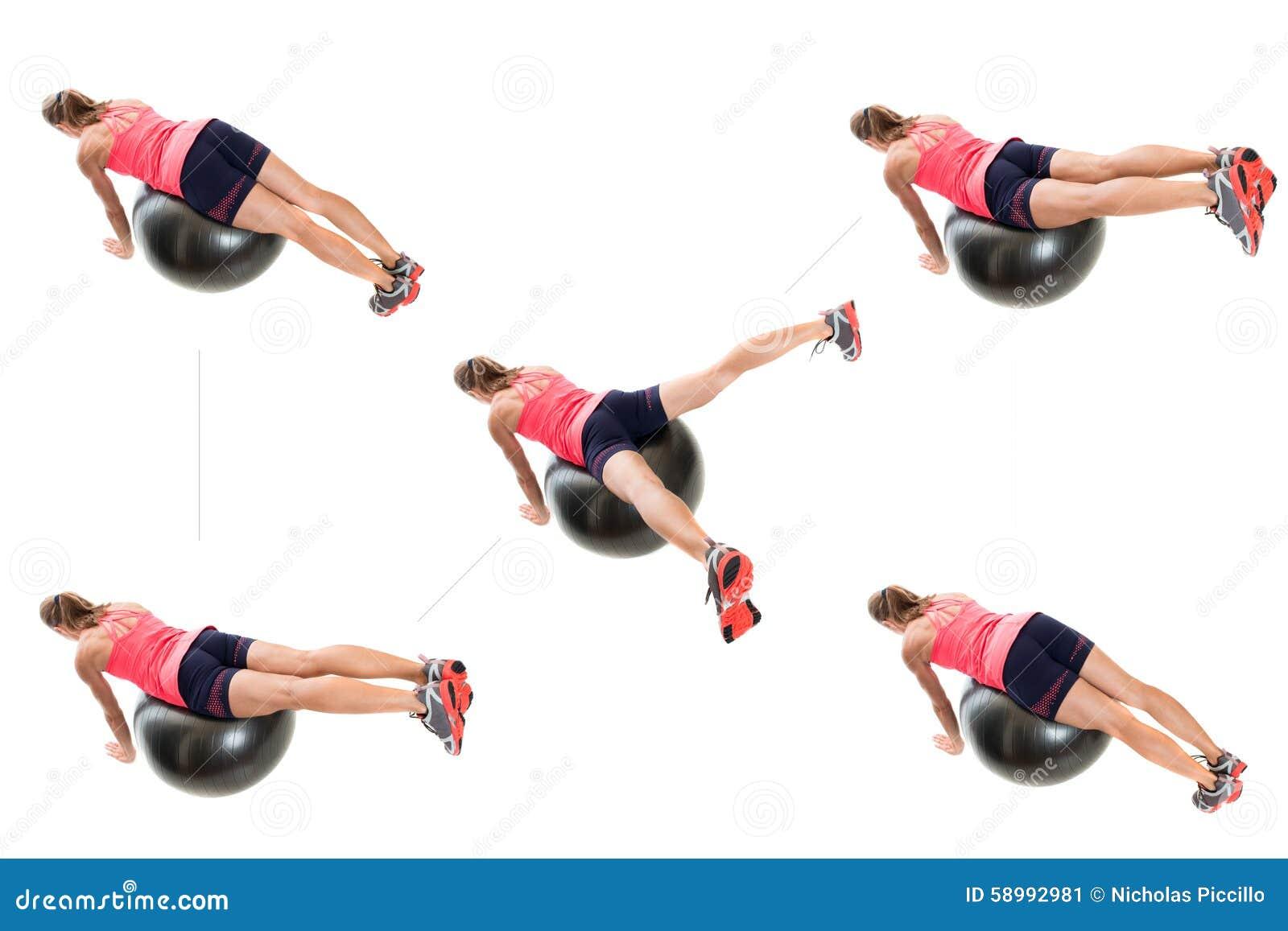 Άσκηση σφαιρών σταθερότητας