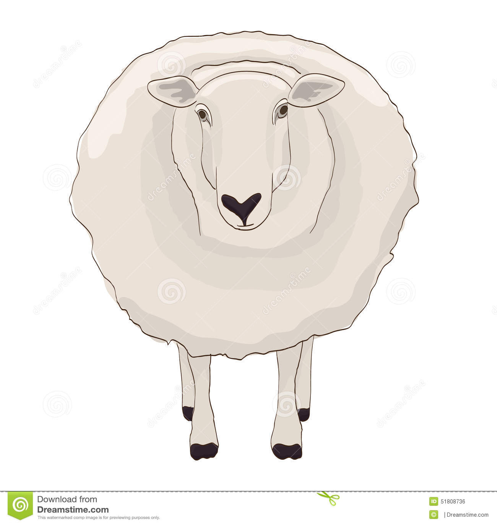 Άσπρα πρόβατα