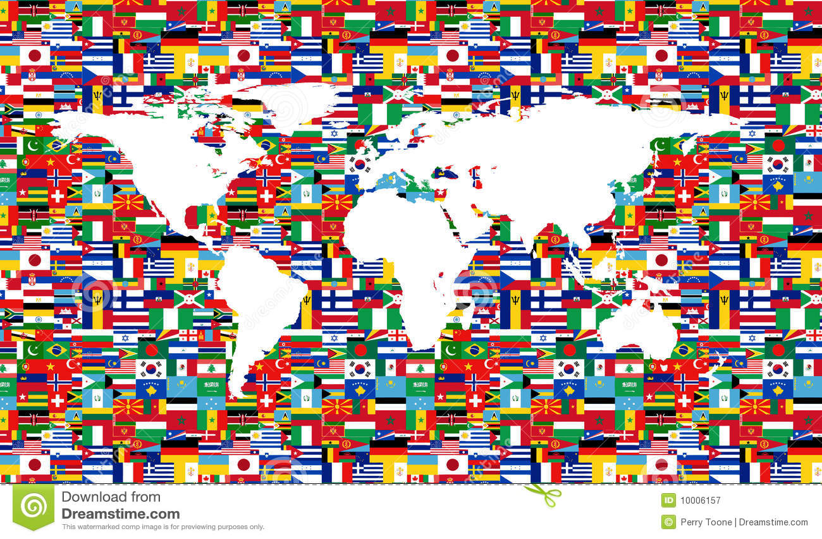 άσπρος κόσμος χαρτών σημαιώ