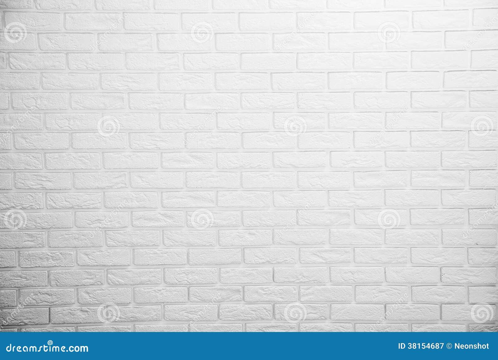 Άσπρος τουβλότοιχος
