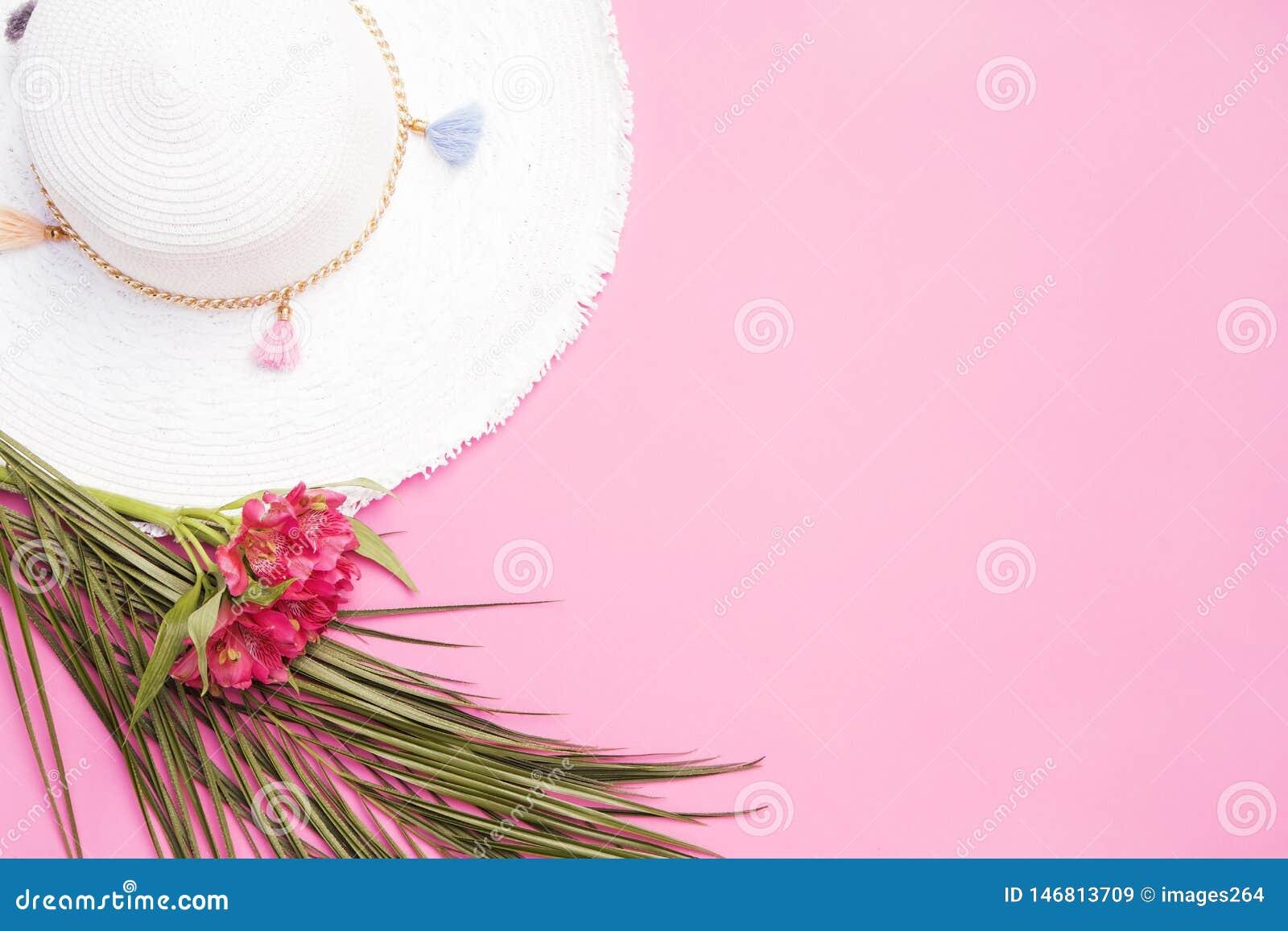 Άσπρο καπέλο