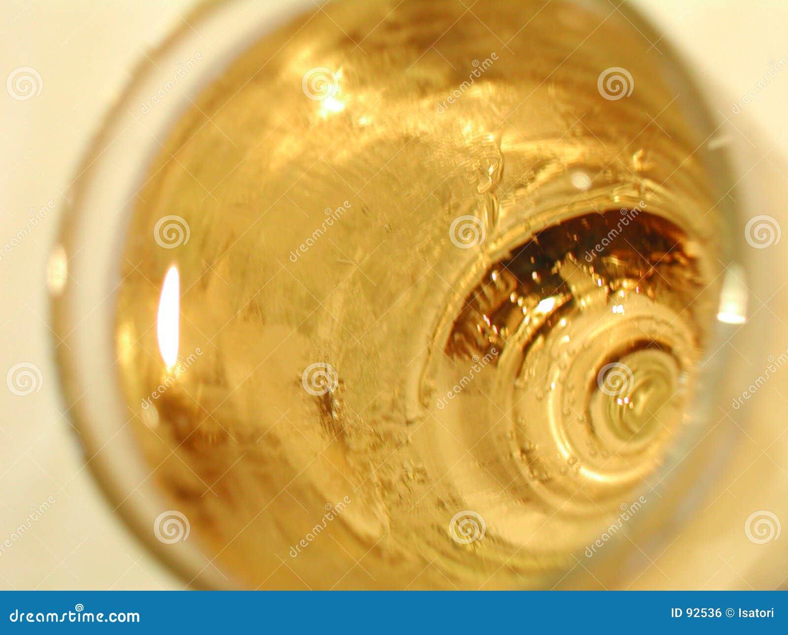 άσπρο κρασί γυαλιού