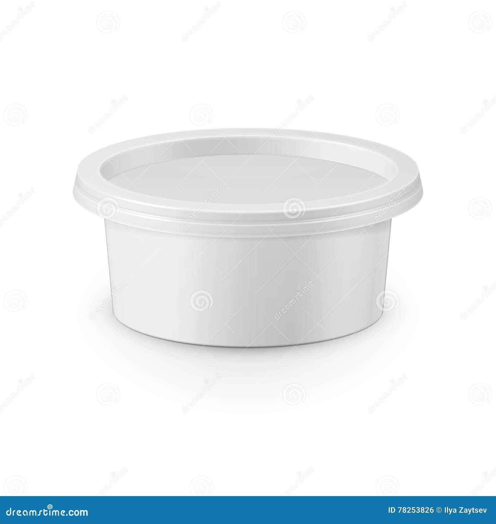 Άσπρο πρότυπο τυριών κρέμας