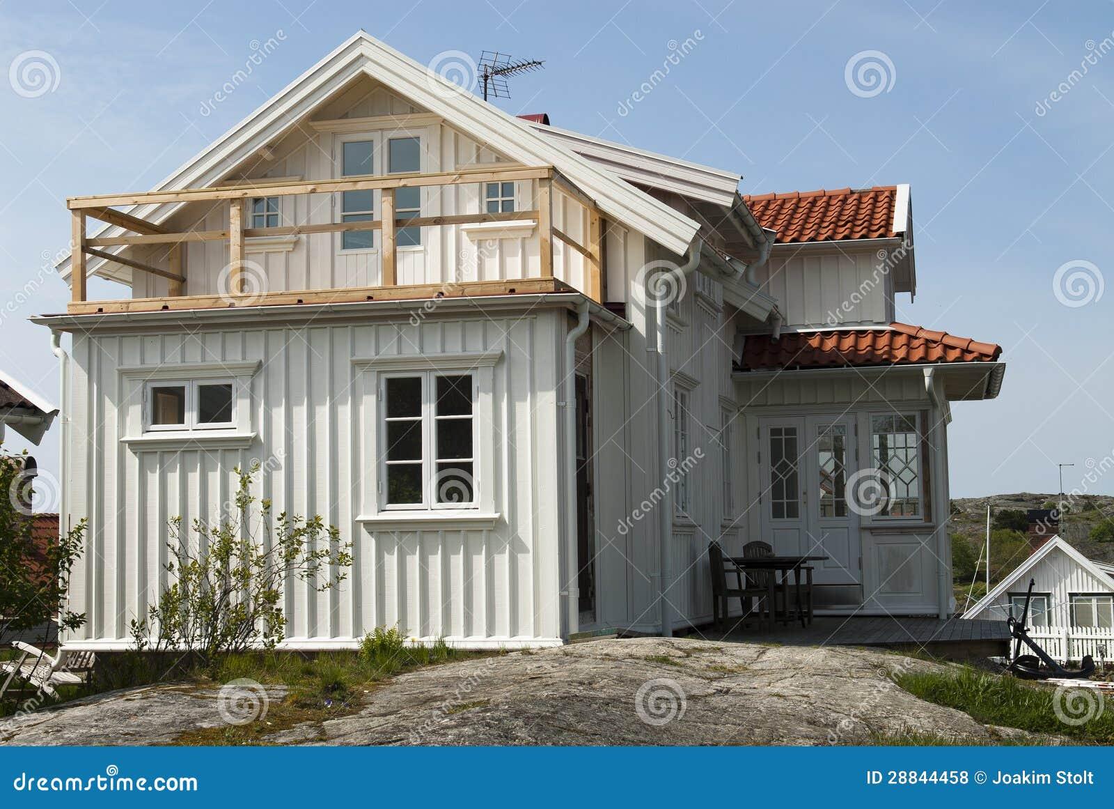 Άσπρο σπίτι