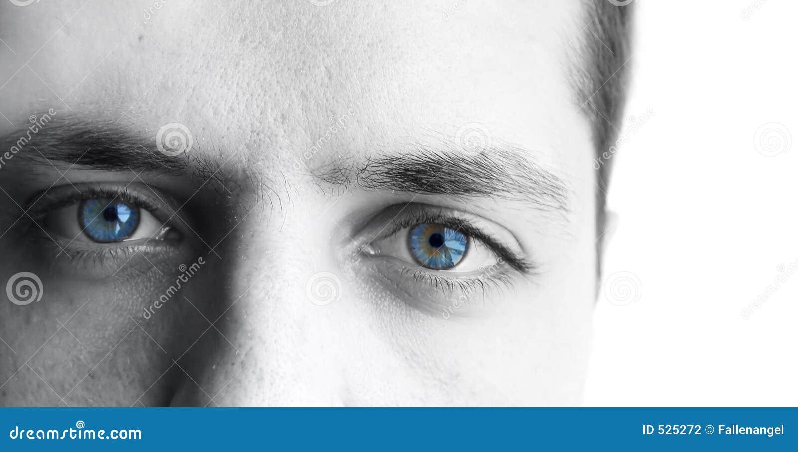 άτομα ματιών