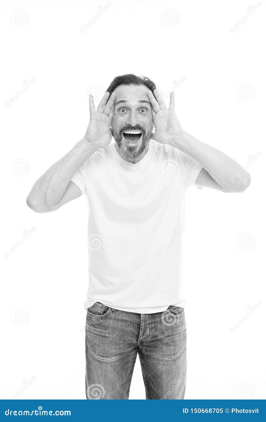 Άτομο που διεγείρεται κραυγή σε σας Ωριμάστε το χαρισματικό ομιλητή που διεγείρεται για να ενημερώσει Δημόσια συζήτηση Έννοια ρητ
