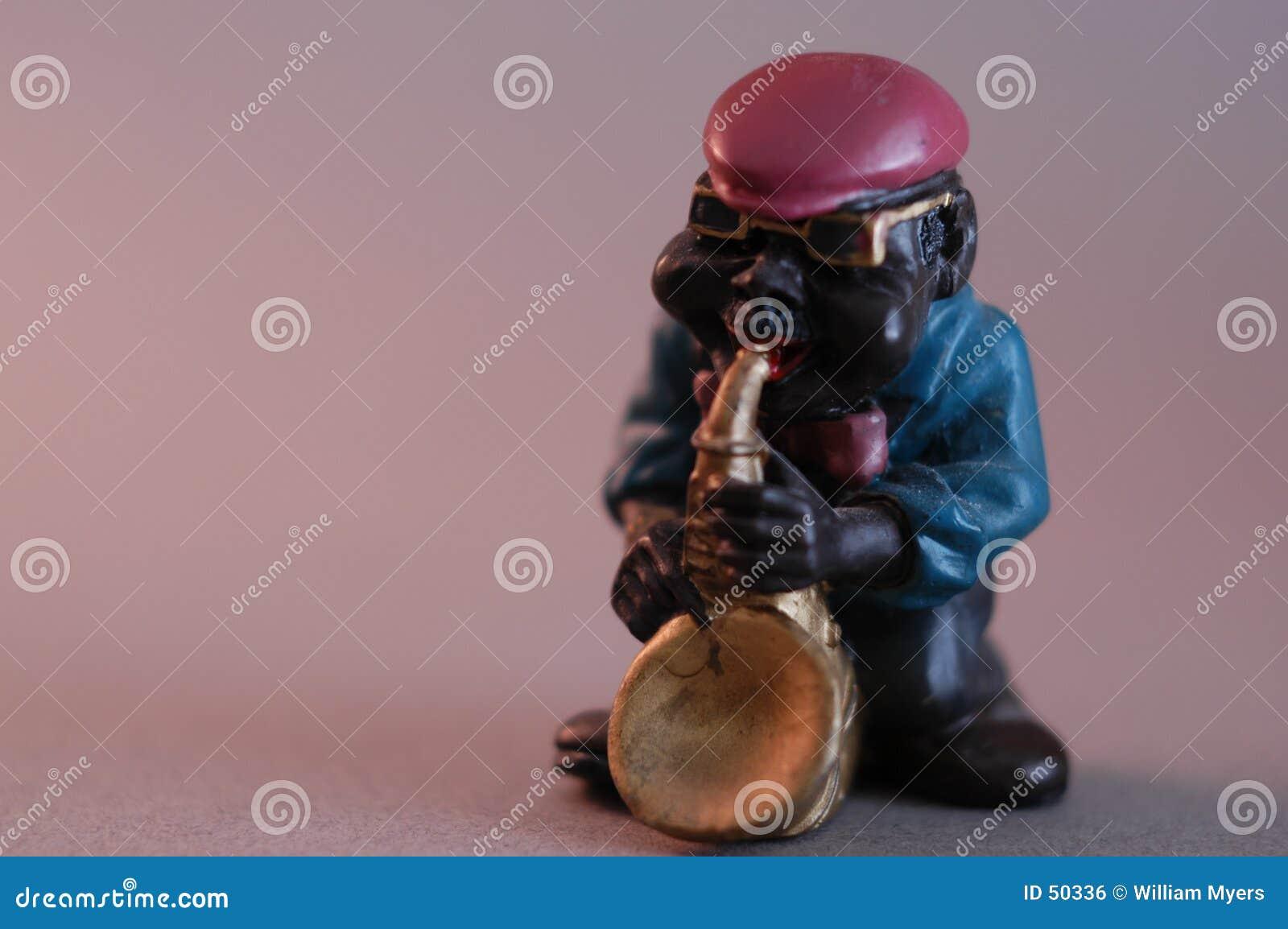 άτομο τζαζ