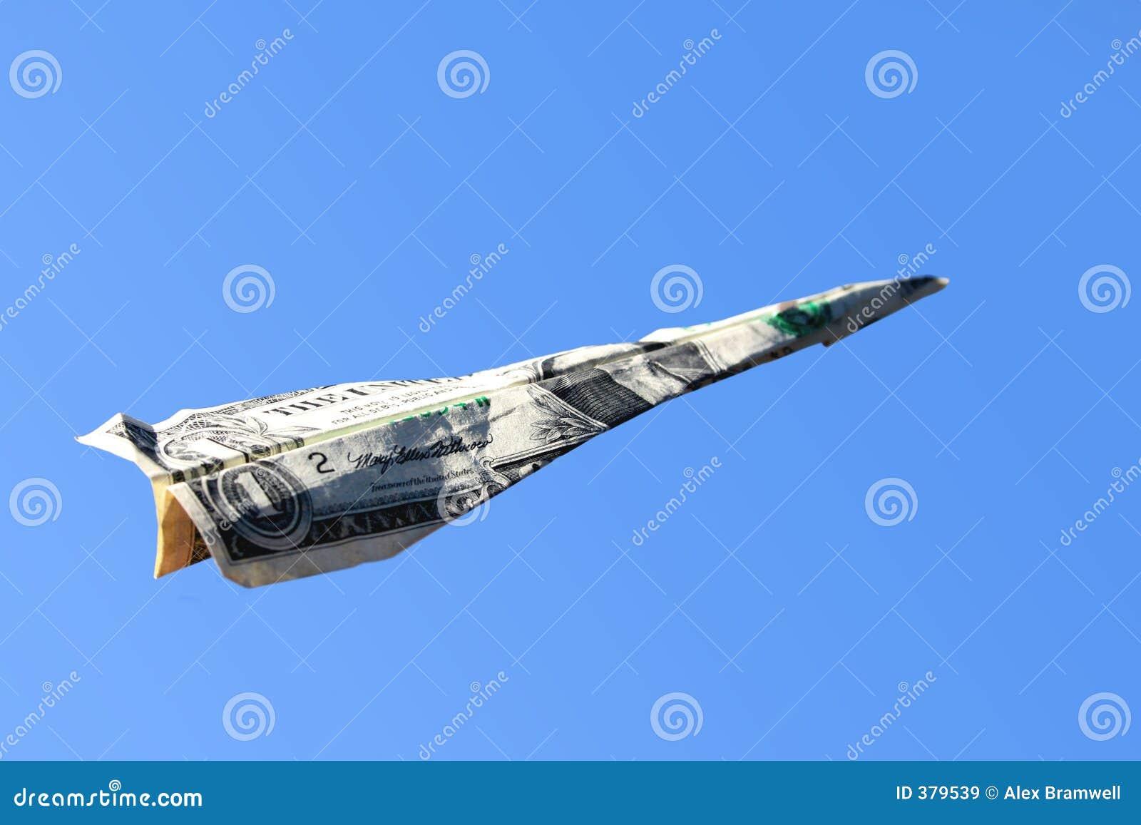 έγγραφο δολαρίων αεροπ&lamb