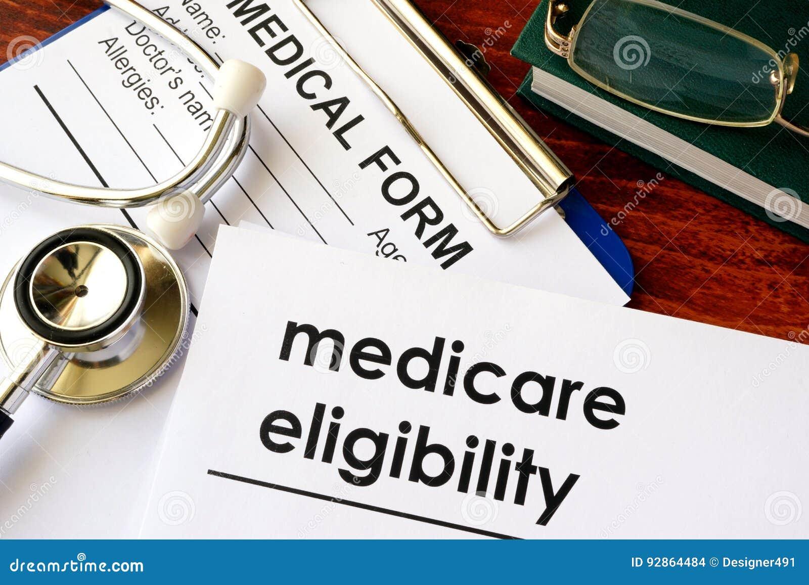Έγγραφο medicare επιλεξιμότητα