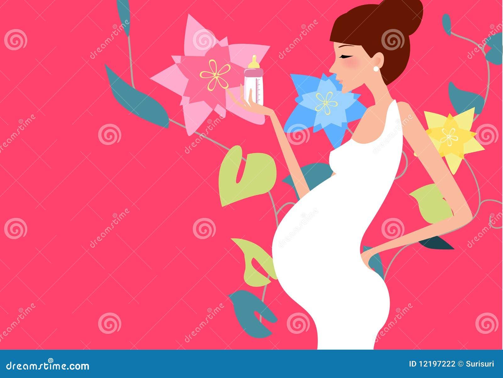 έγκυος γυναίκα