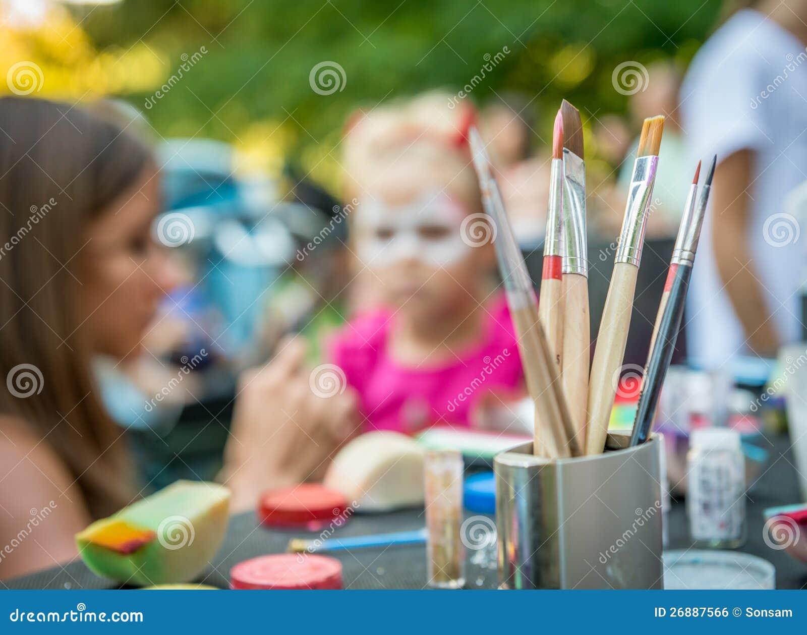 Έκθεση παιδιών - μεταμφίεση για καρναβάλι