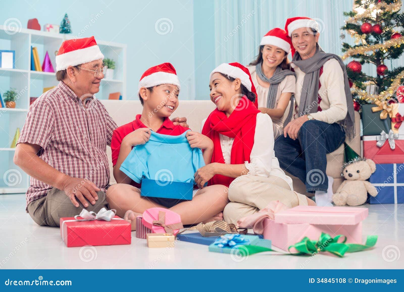 Έκπληξη Χριστουγέννων
