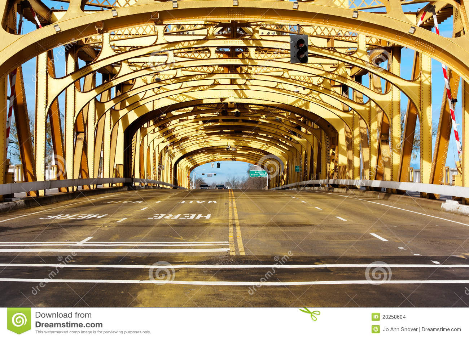 Έκταση γεφυρών