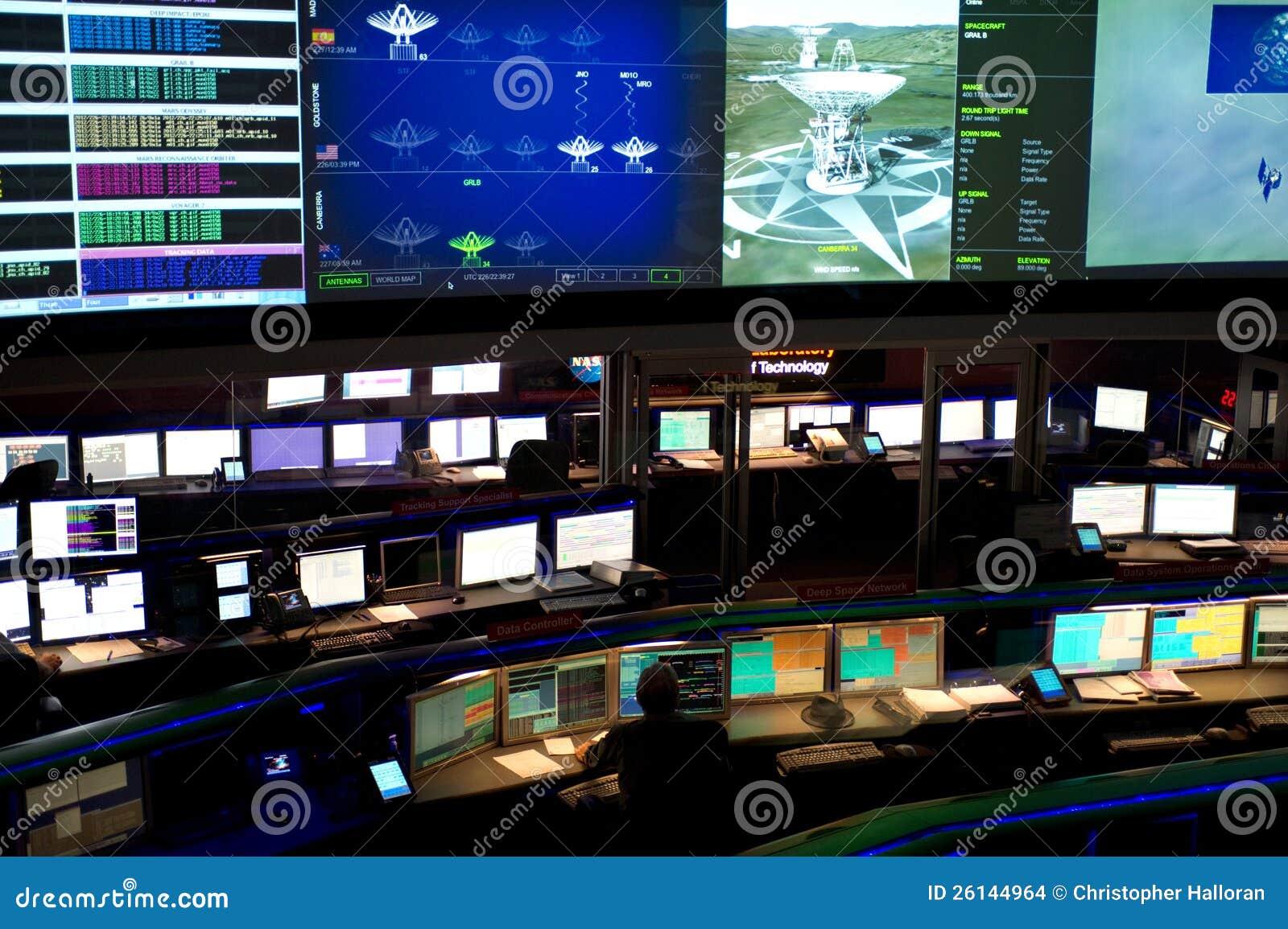 Έλεγχος αποστολών στο αεριωθούμενο εργαστήριο προώθησης