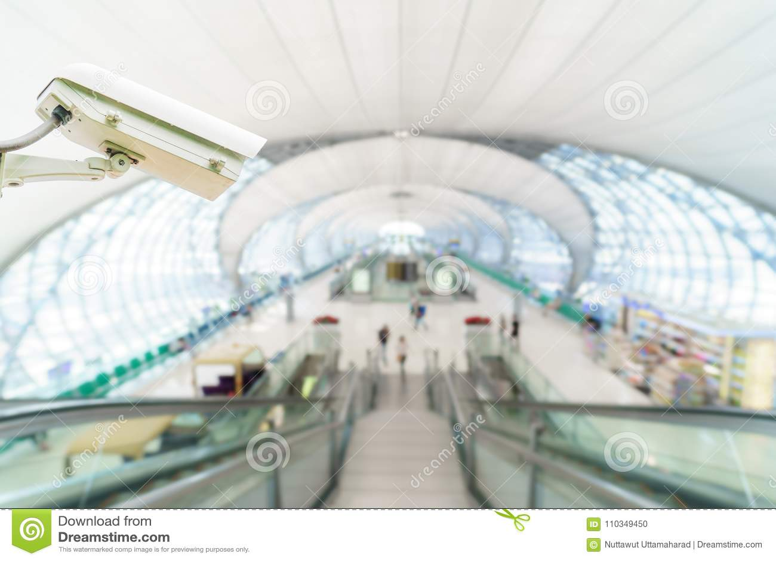 Έλεγχος ασφάλειας συστημάτων CCTV στον αερολιμένα