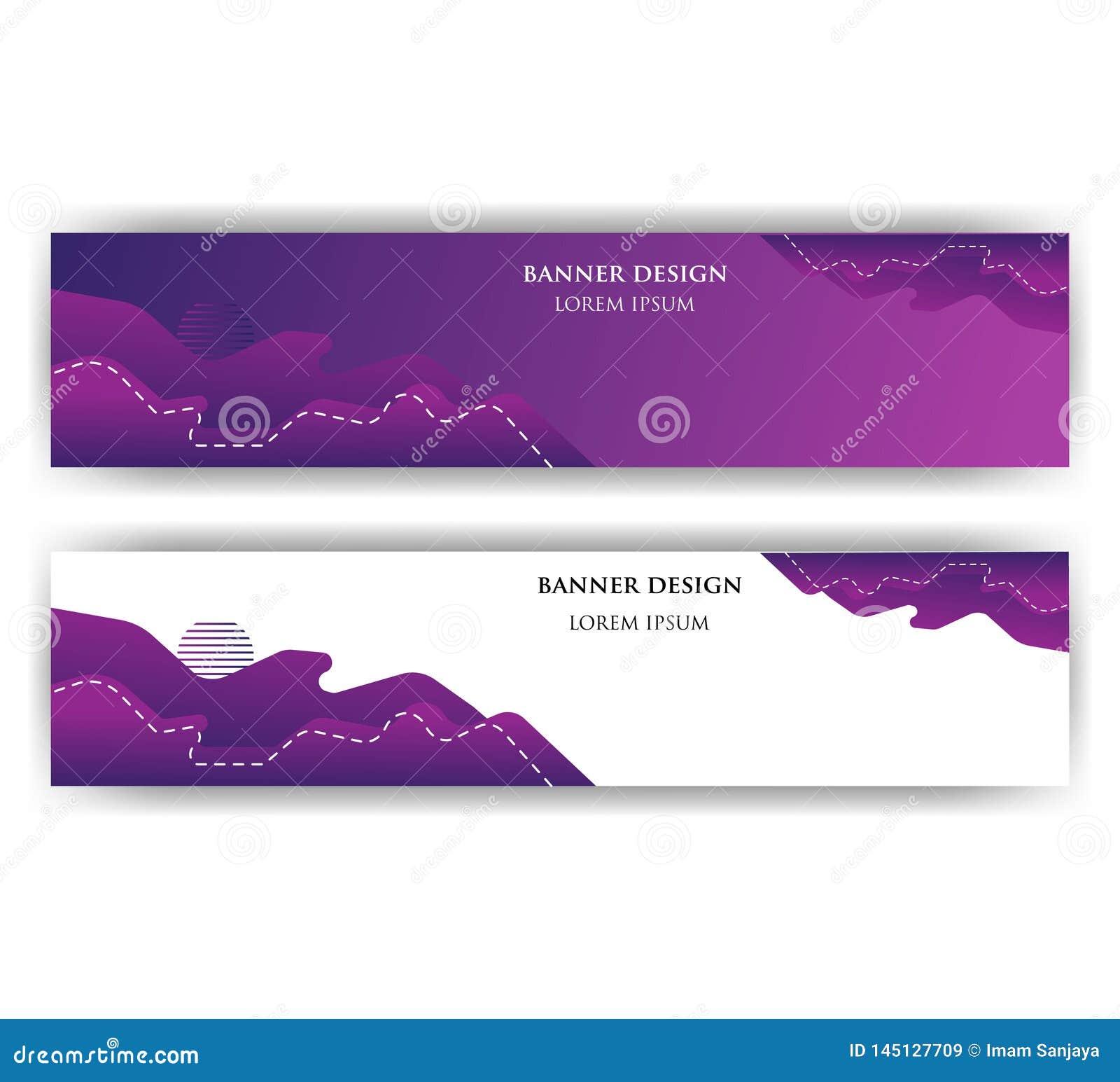 Έμβλημα με το αφηρημένο σχέδιο Η εικόνα μπορεί να χρησιμοποιηθεί για να σχεδιάσει ένα banne