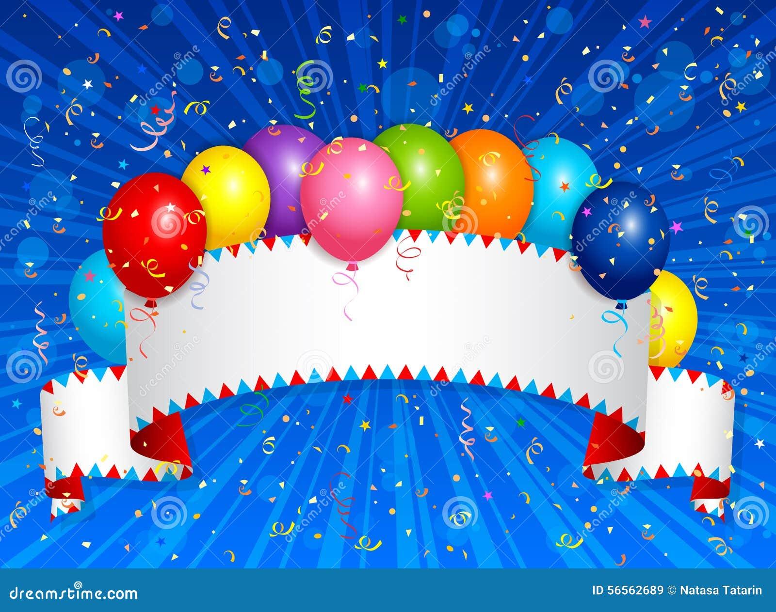 Download Έμβλημα μπαλονιών διανυσματική απεικόνιση. εικονογραφία από πολυ - 56562689