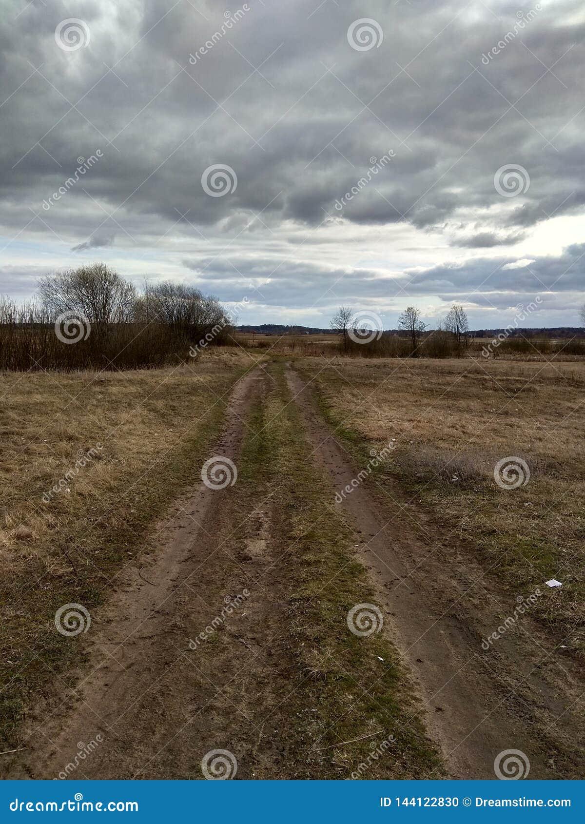 Ένας μακρύς βρώμικος δρόμος στον τομέα