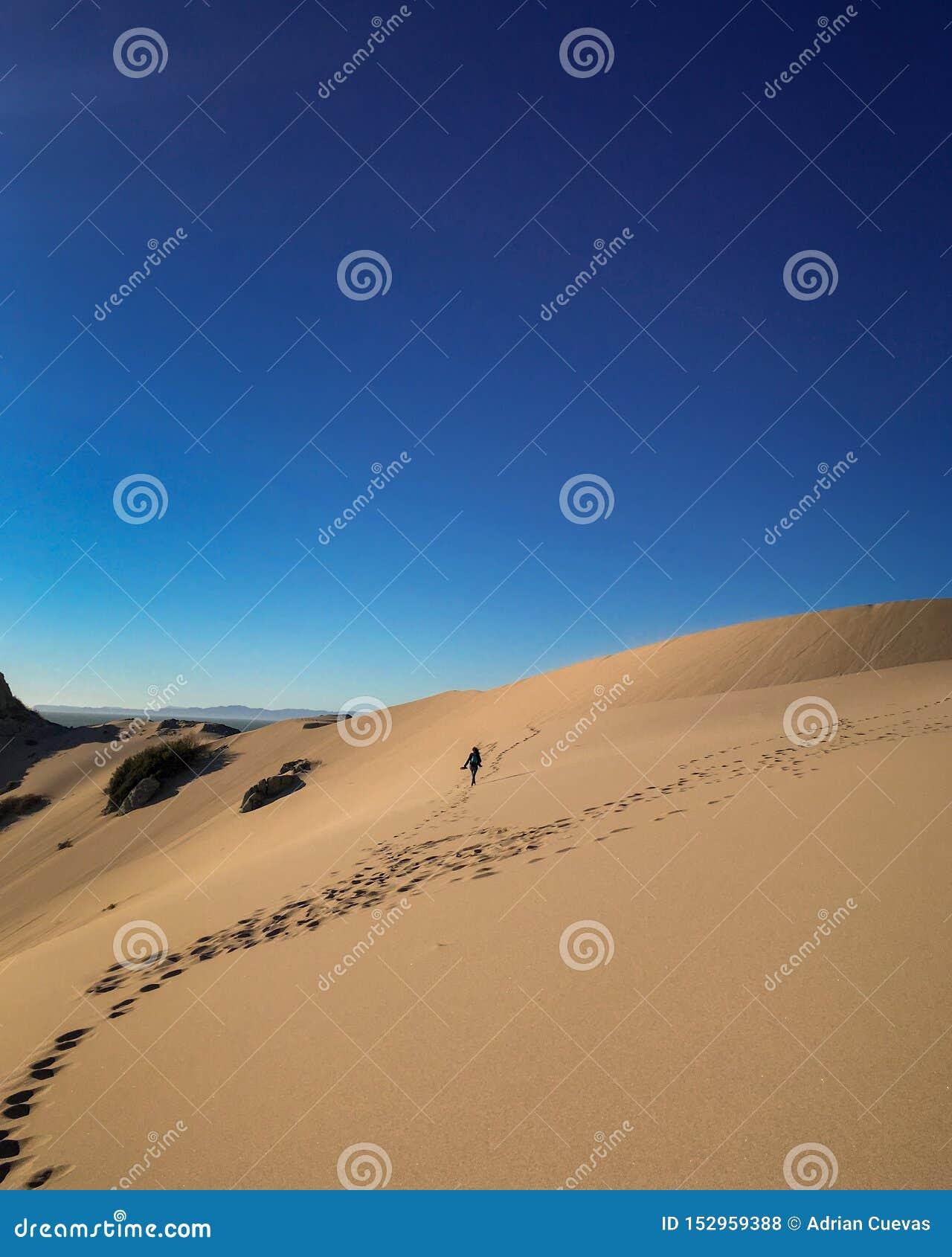 Ένας περίπατος στην έρημο