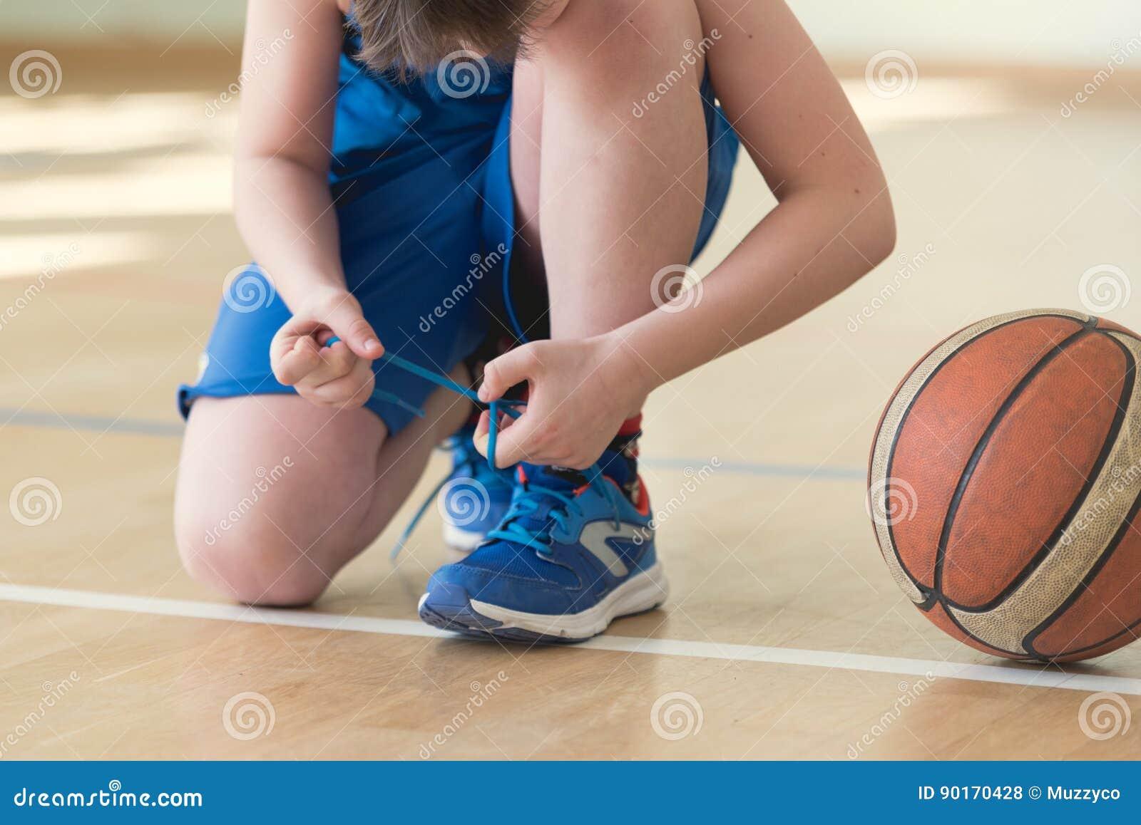 Ένας φορέας backetball