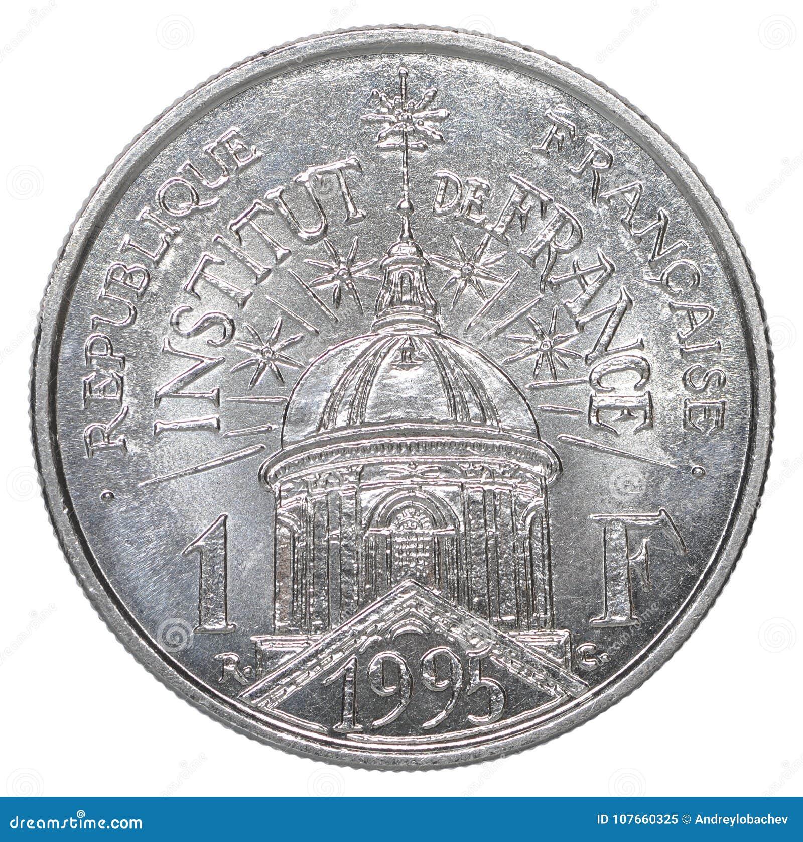 Ένα γαλλικό φράγκο