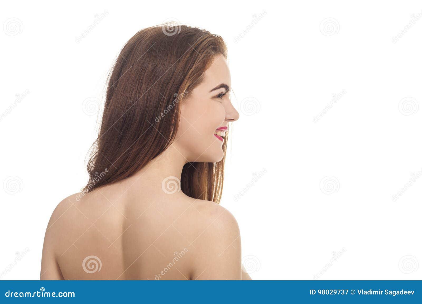 Μια εικόνα από γυμνά κορίτσια