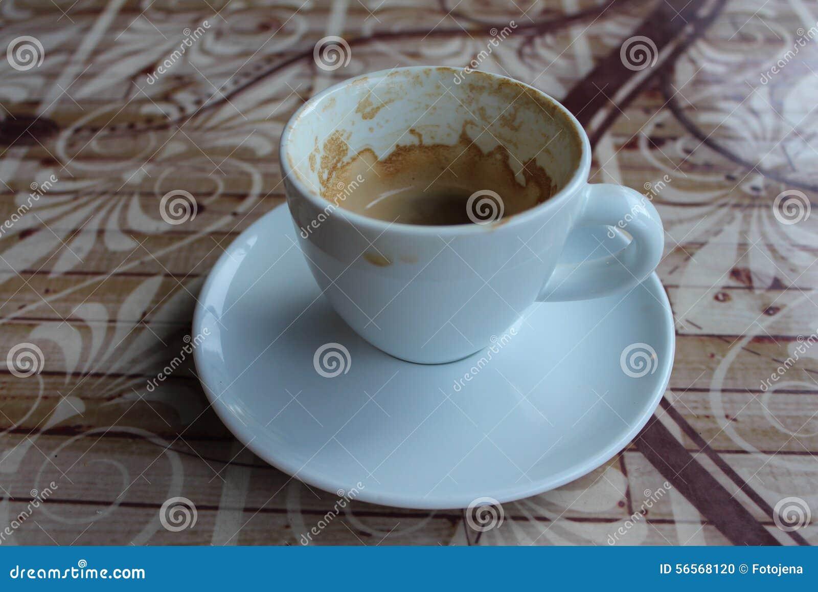 Download Ένα φλυτζάνι του coffe στοκ εικόνες. εικόνα από τύχη - 56568120