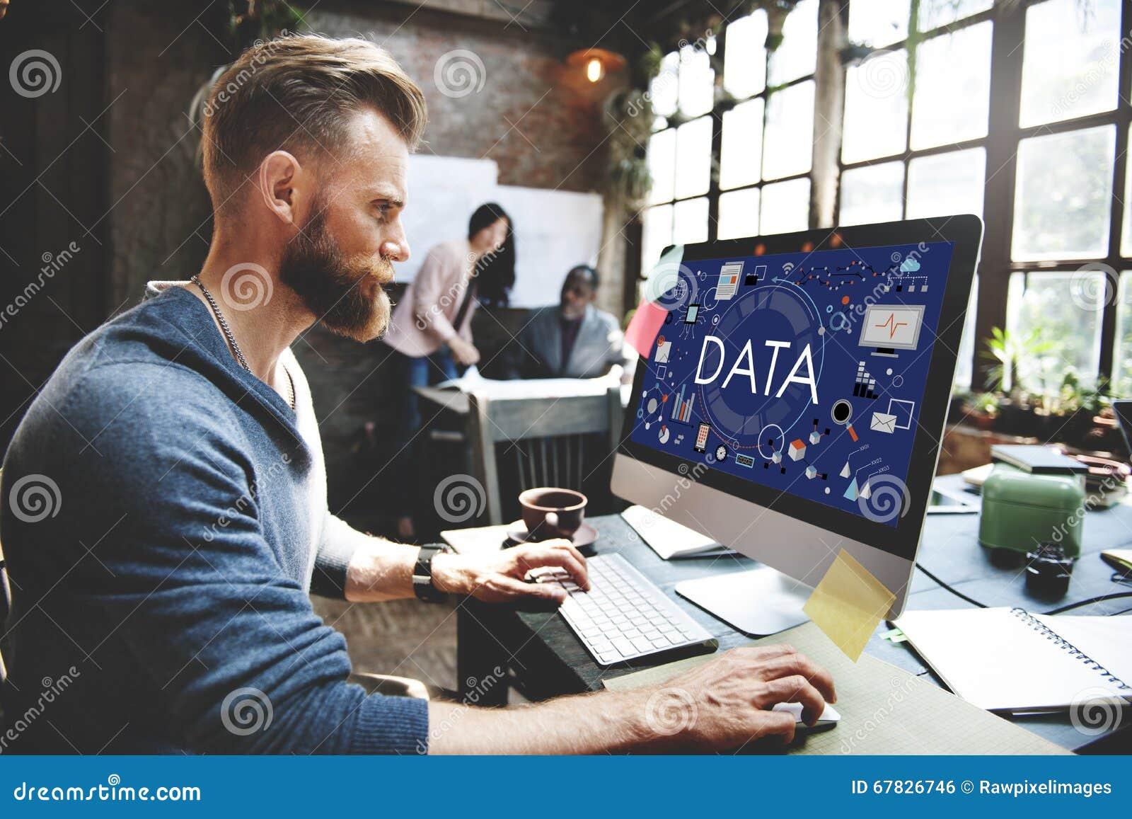 Έννοια ανάλυσης τεχνολογίας στατιστικών πληροφοριών στοιχείων