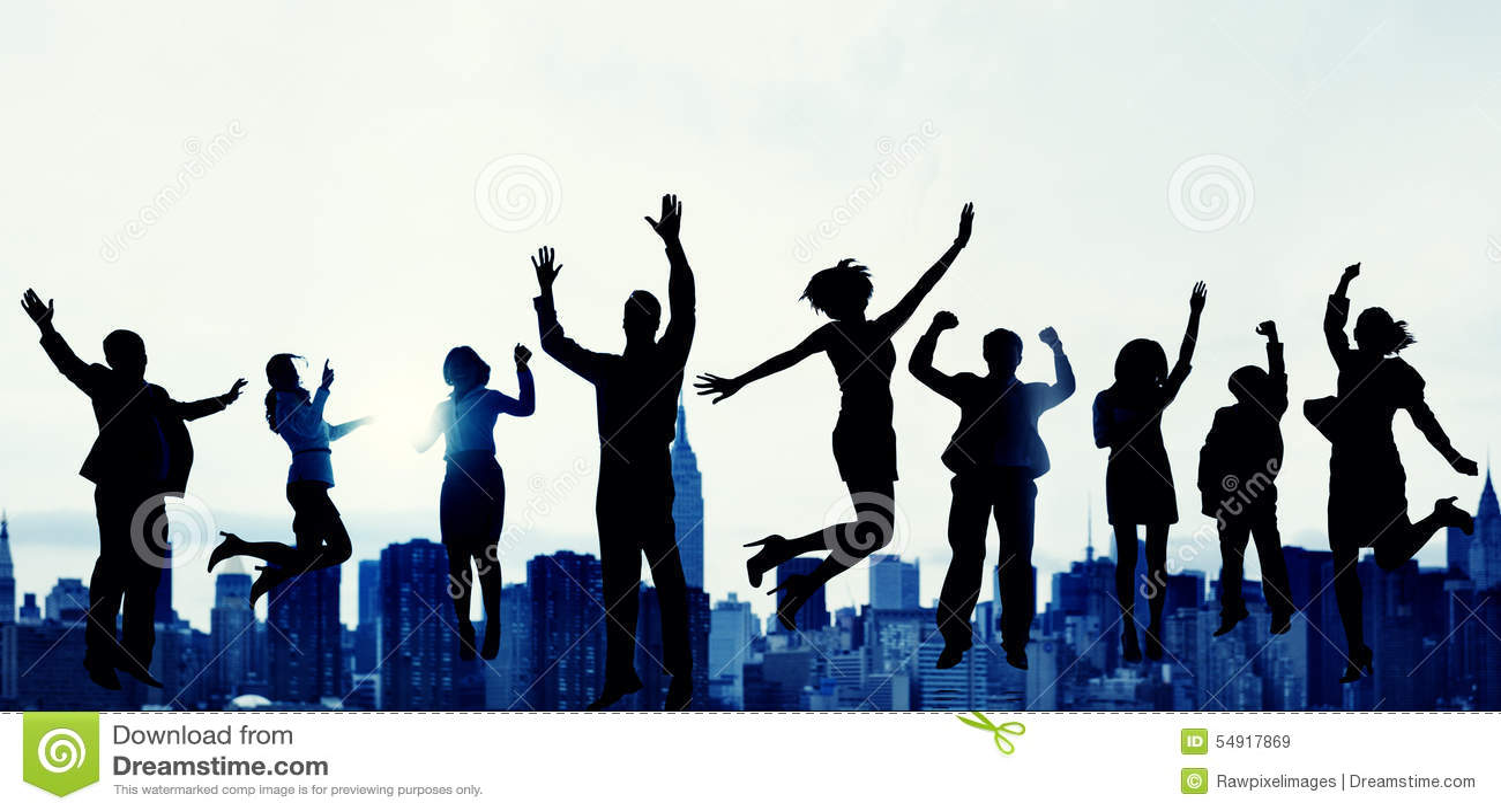 Έννοια επιτεύγματος νίκης ενθουσιασμού επιτυχίας επιχειρηματιών