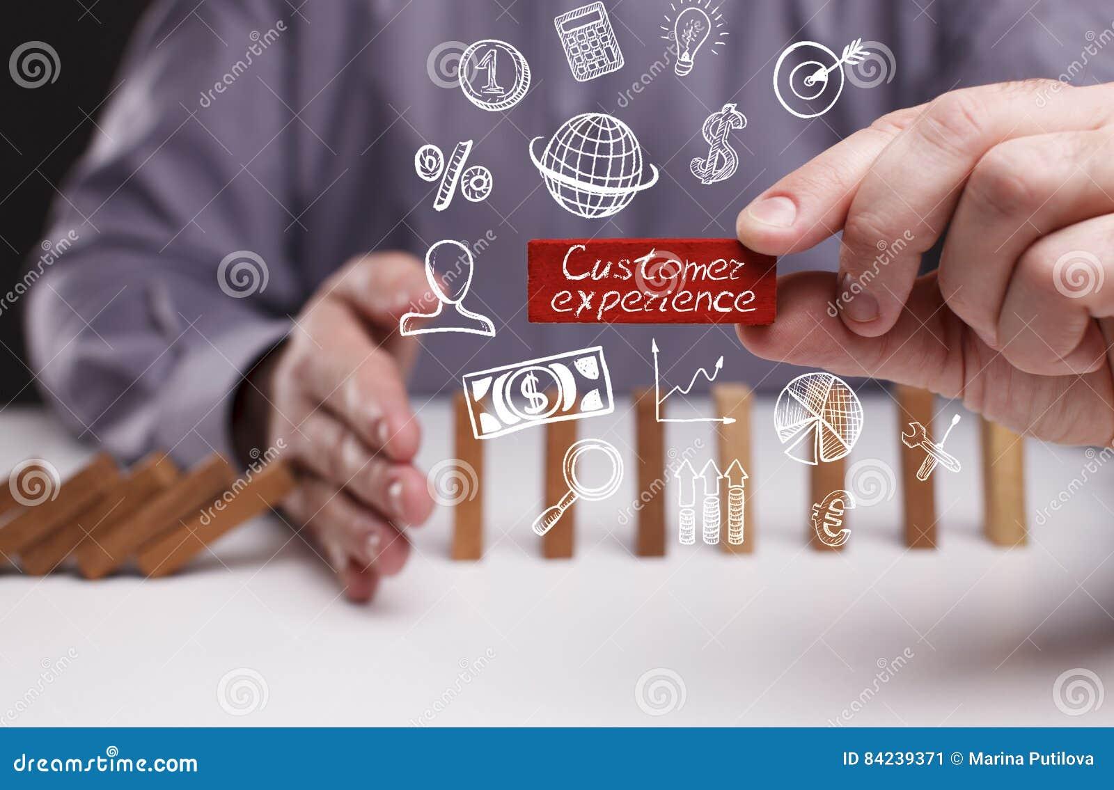 Έννοια επιχειρήσεων, τεχνολογίας, Διαδικτύου και δικτύων Νέο busine