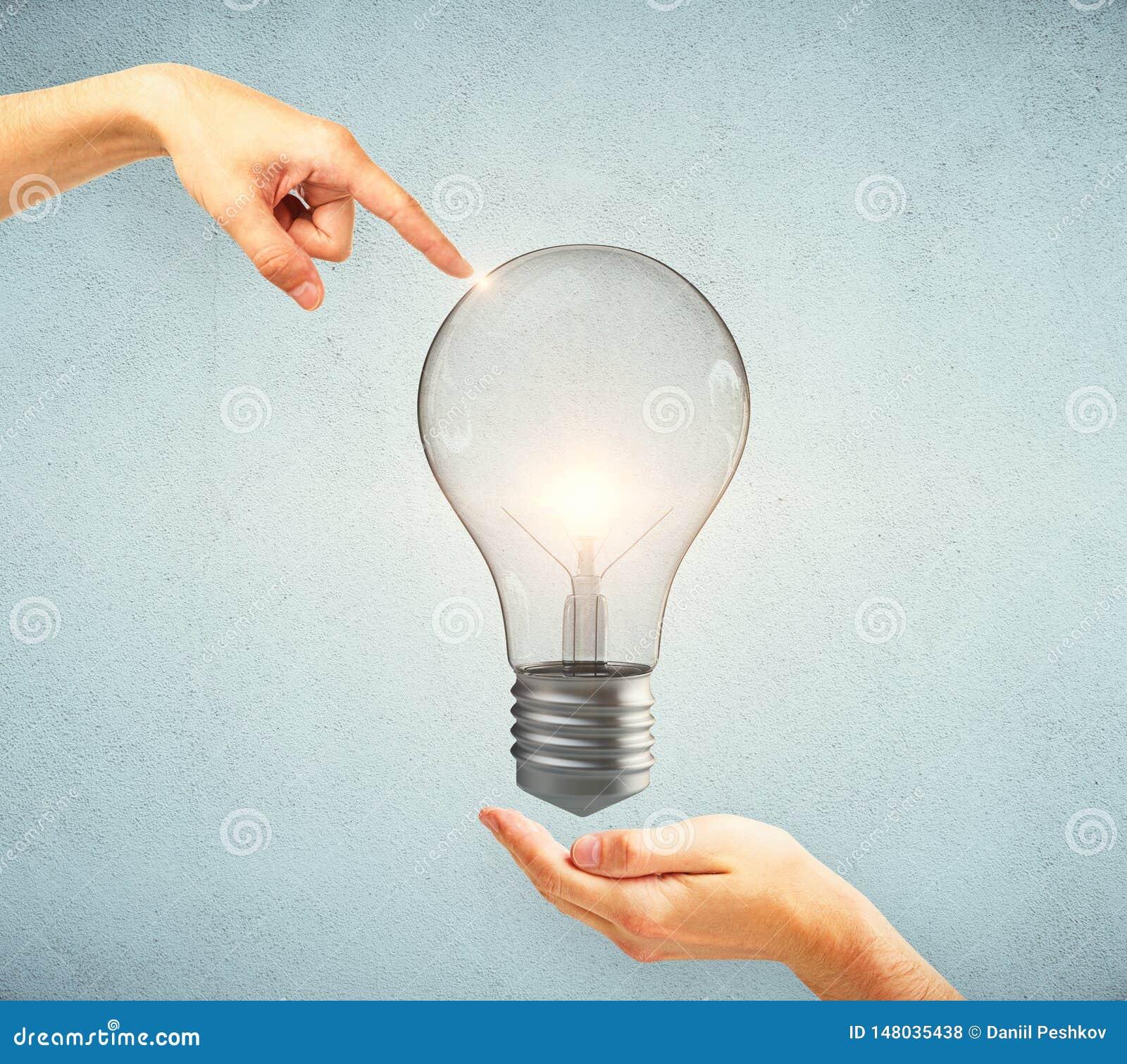 Έννοια ιδέας και λύσης