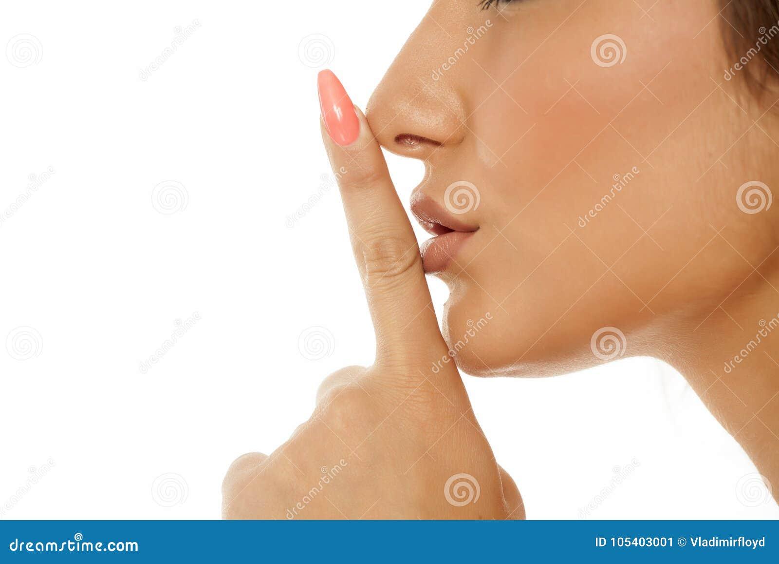 Download Έννοια σιωπής στοκ εικόνα. εικόνα από σημάδι, σιωπηλός - 105403001