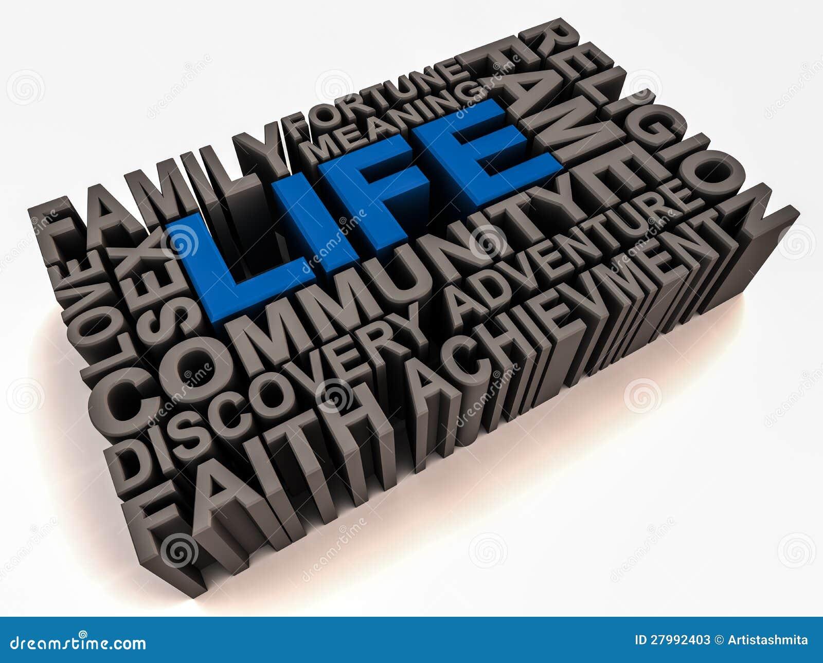 Έννοια της ζωής