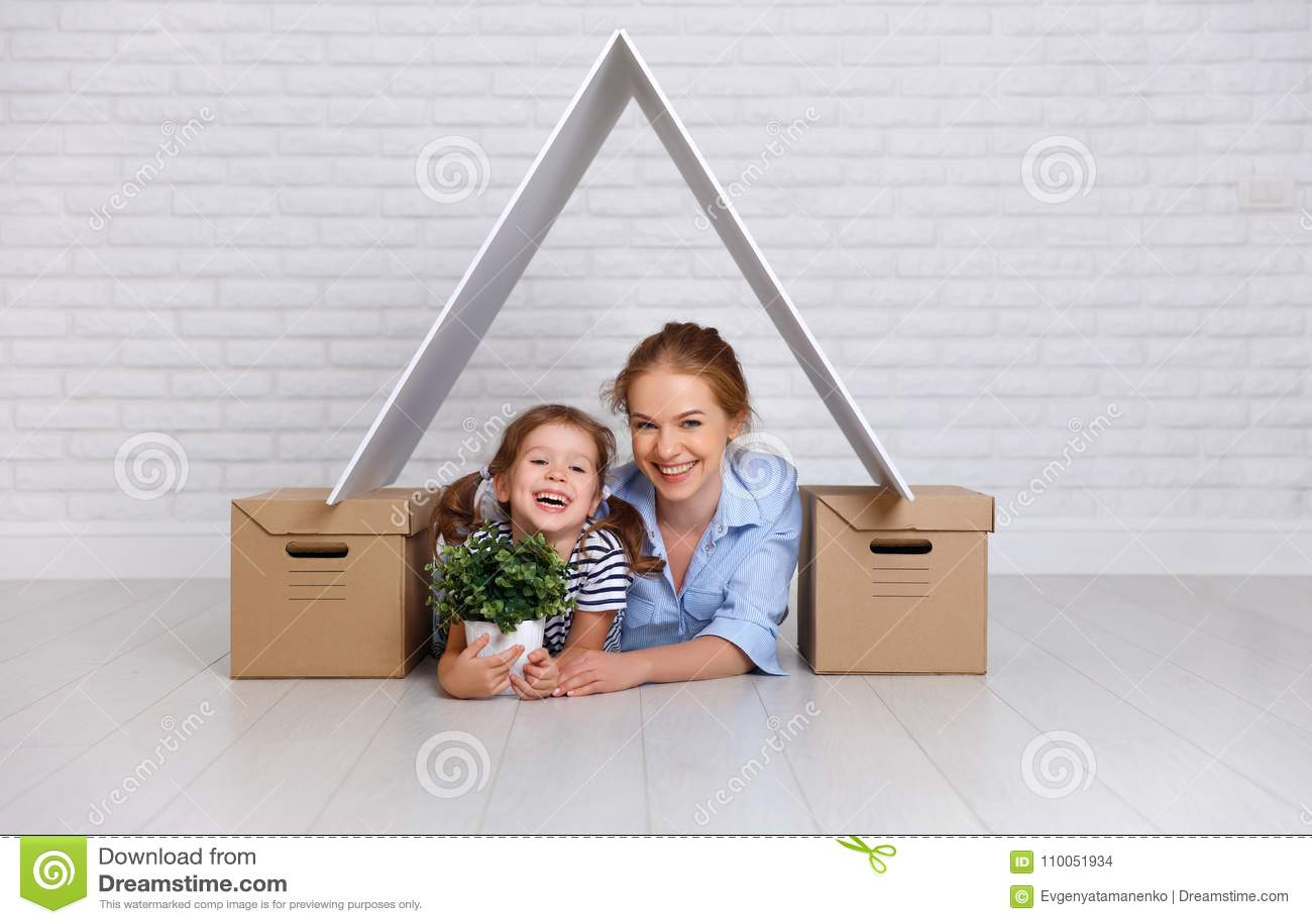 Έννοια της οικογενειακής μητέρας κατοικίας, υποθηκών και επανεντοπισμού και του CH
