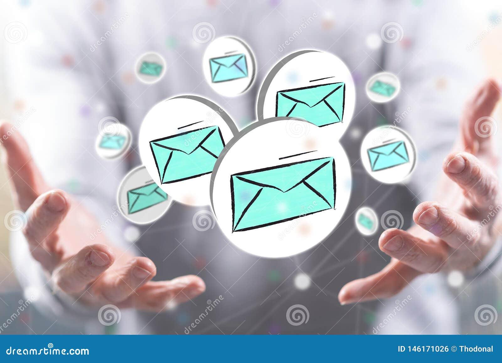 Έννοια του ηλεκτρονικού ταχυδρομείου