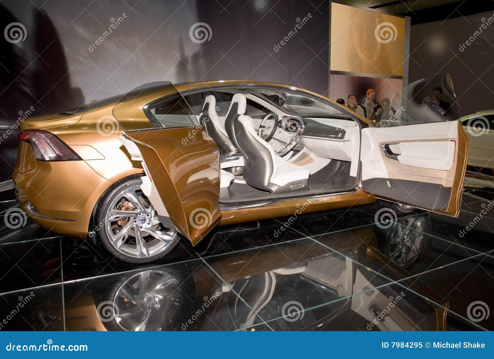 έννοια s60 VOLVO αυτοκινήτων