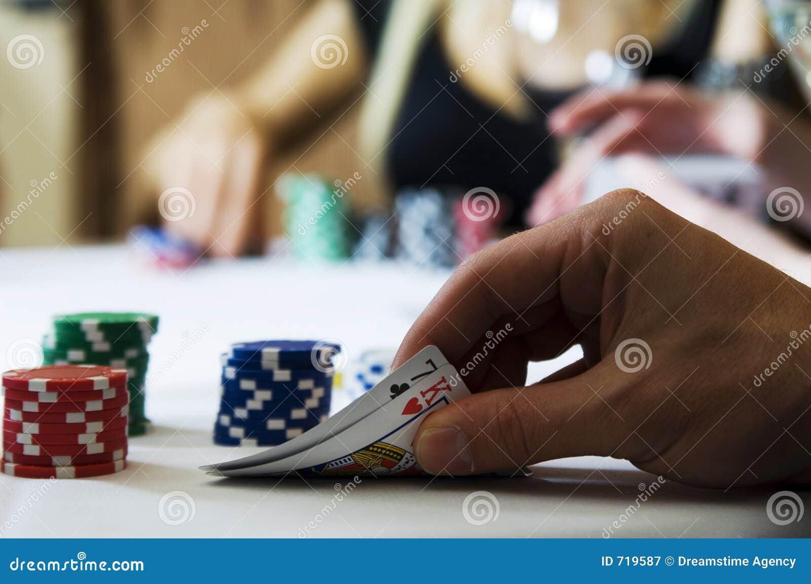 ένταση πόκερ