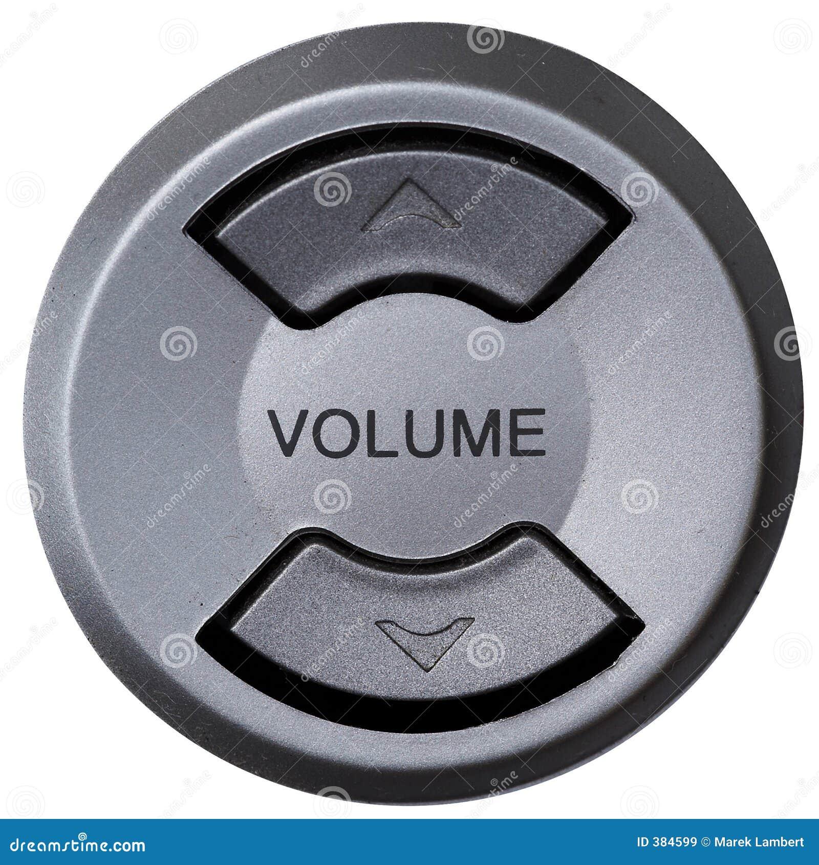 ένταση του ήχου ελέγχου