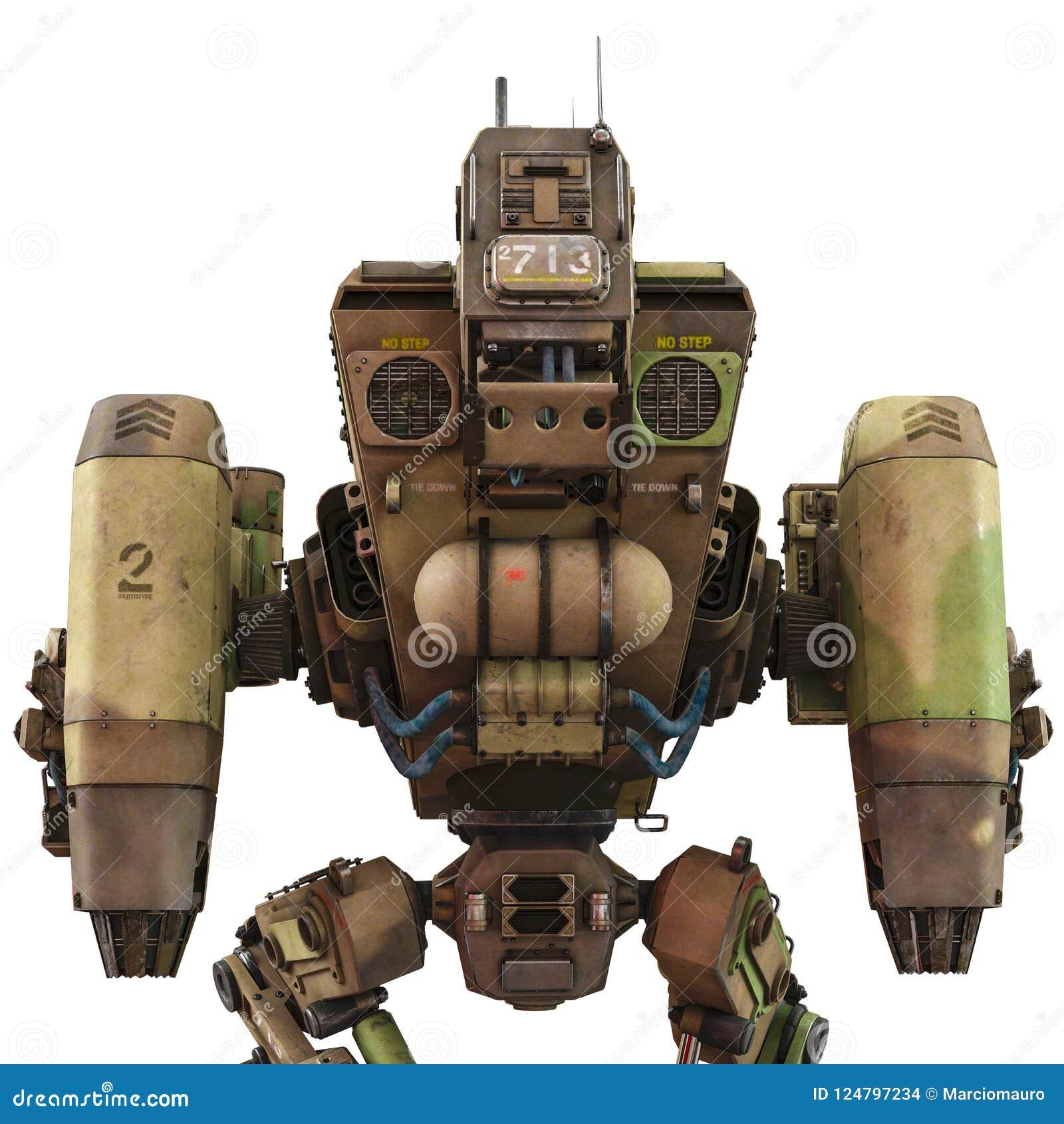 Έξοχη πολεμική μηχανή στην πράσινη κάλυψη