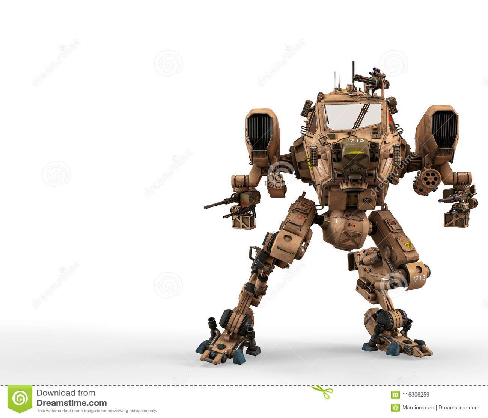 Έξοχη πολεμική μηχανή