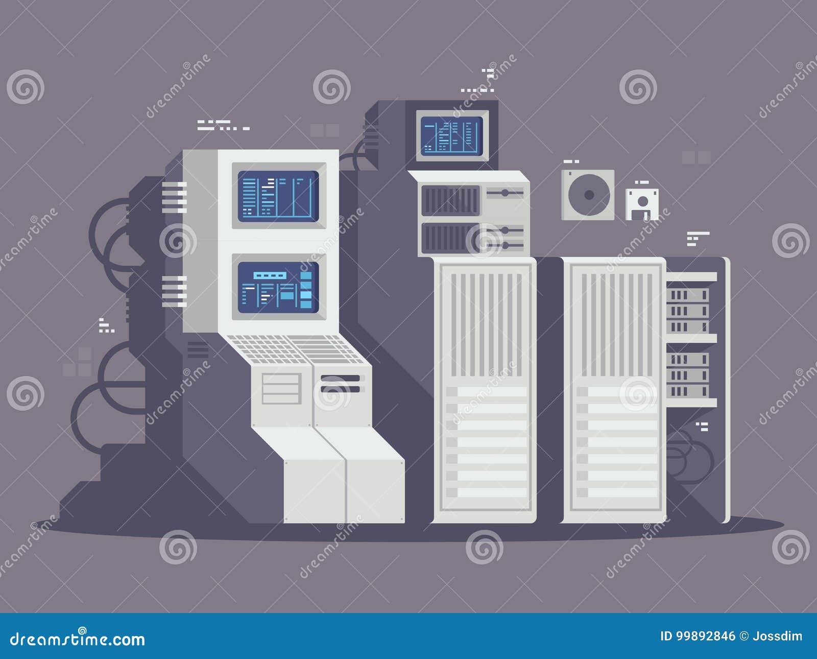 Έξοχος ισχυρός υπολογιστής