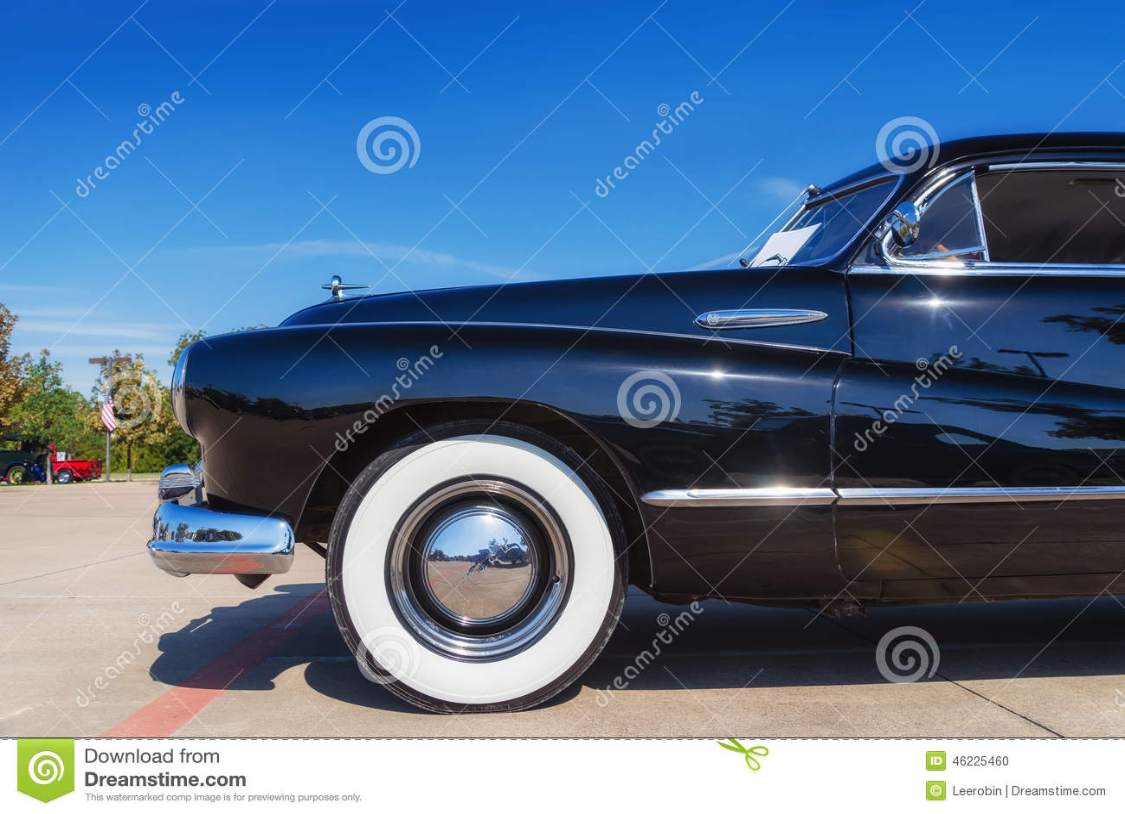 1947 έξοχο Sedanette κλασικό αυτοκίνητο Buick