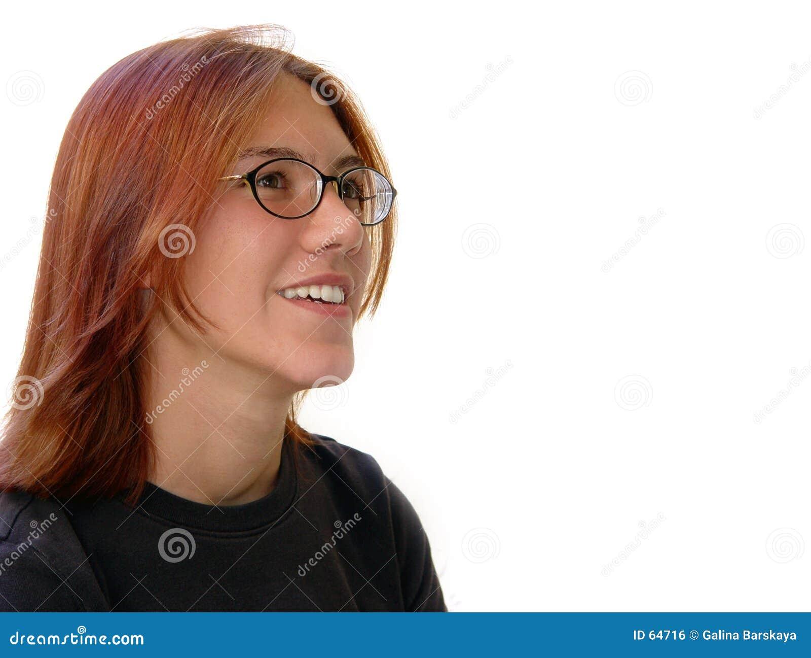 Download έξυπνος σπουδαστής στοκ εικόνες. εικόνα από γυναίκα, έφηβος - 64716