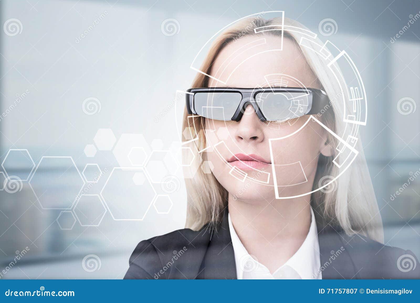 Έξυπνο γυαλί